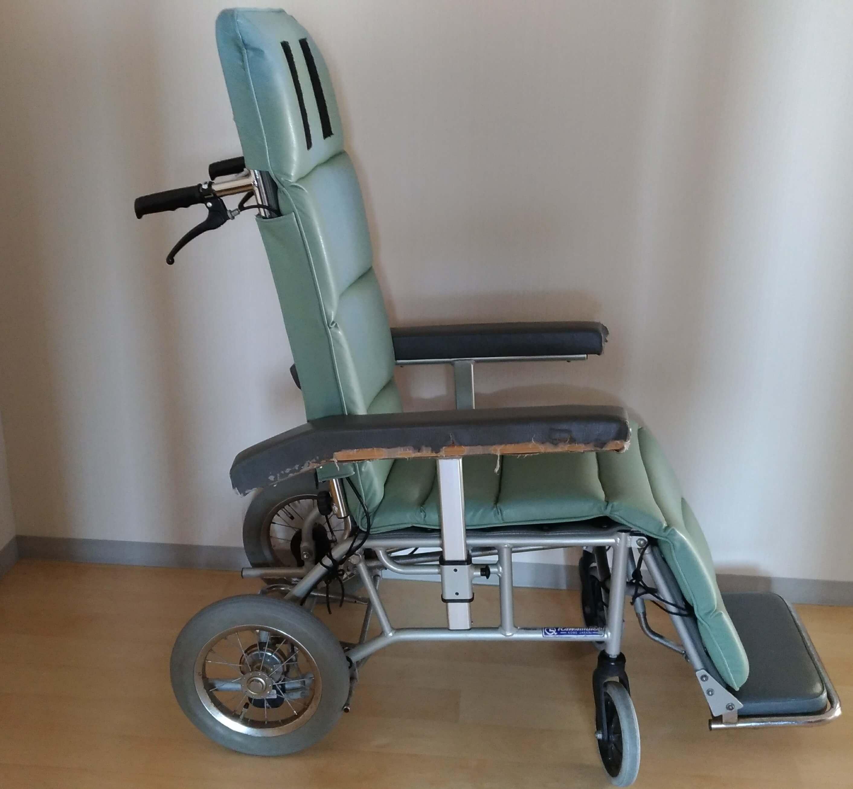 リクライニング型車椅子 メリット デメリット