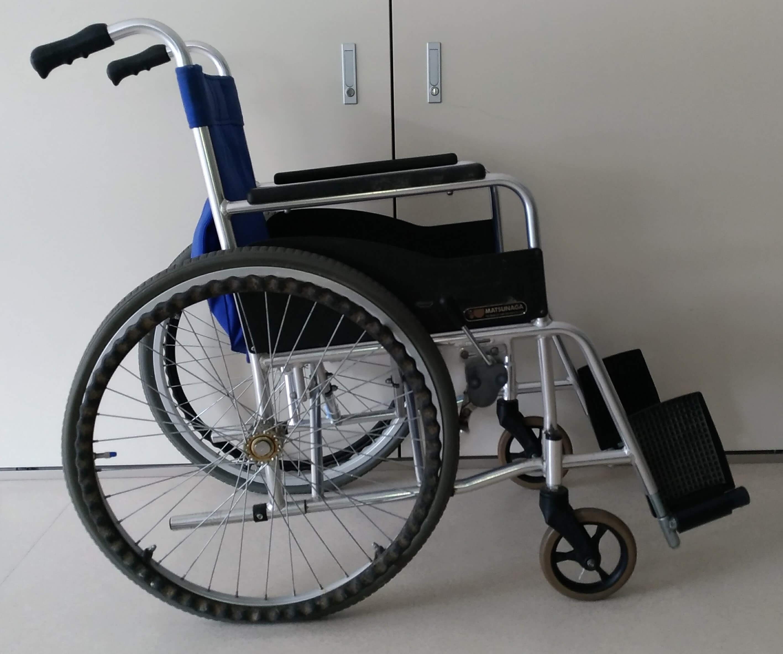自走式車椅子 特徴